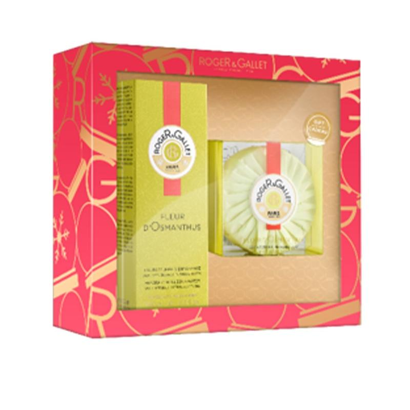 ROGER & GALLET 香邂格蕾 中国桂花悦颜香氛香水套装