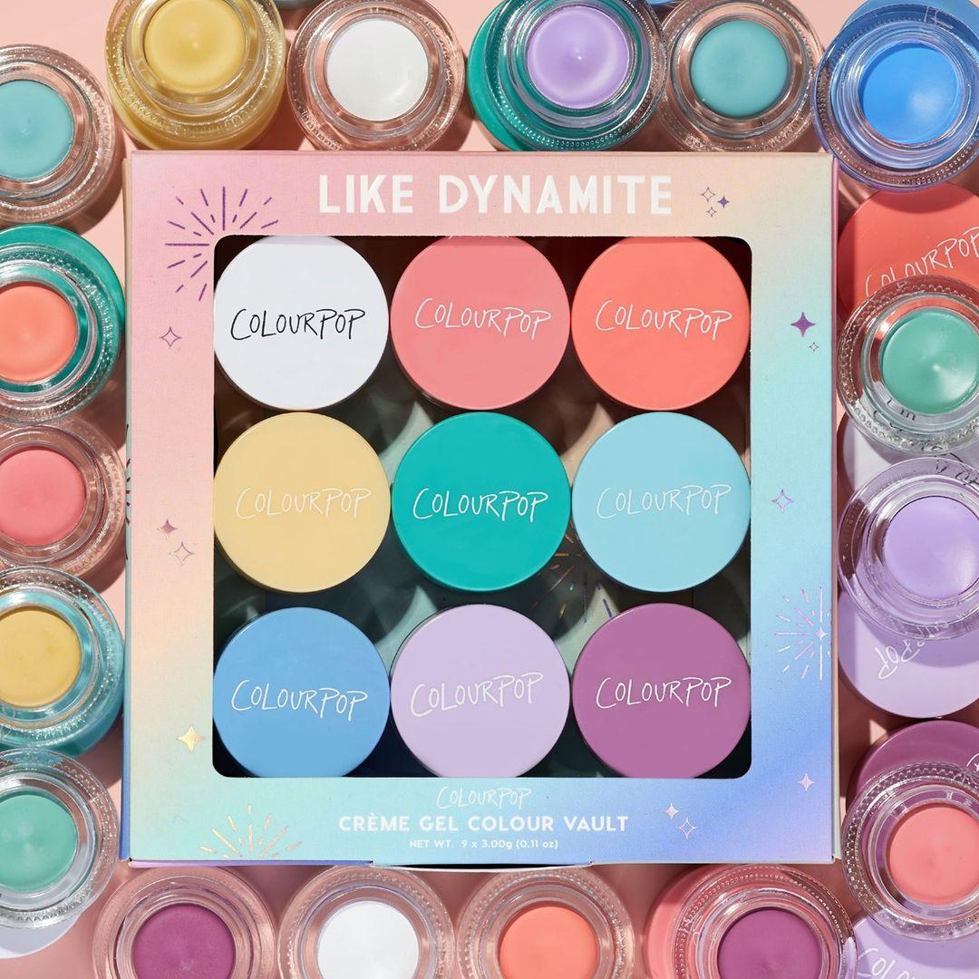 Colourpop:全场7.5折促销