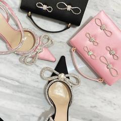 Shopbop:要做下一个红毯爆款的 MACH & MACH 仙女鞋合集