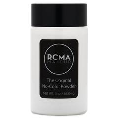 RCMA 无色透明定妆散粉胡椒粉