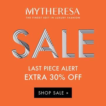 Mytheresa:终极大促开启