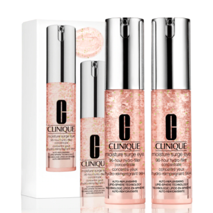 Clinique Moisture Surge Eye 96-Hour Hydro-Filler Concentrate Duo