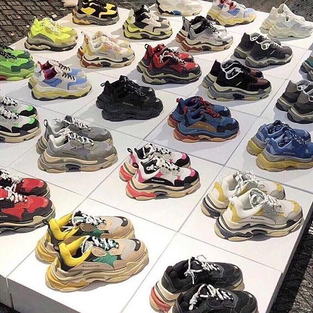 Mytheresa:巴黎世家鞋服热卖 老爹鞋¥4503