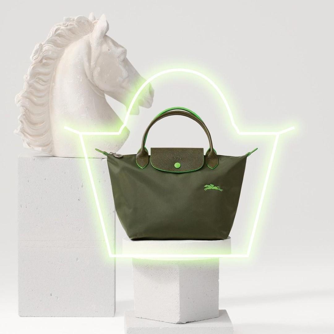 Longchamp 珑骧 2021新品饺子包热卖