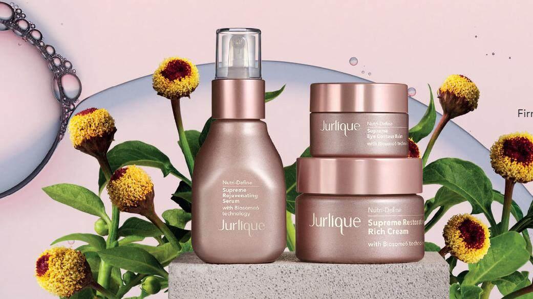Jurlique茱莉蔻,澳洲护肤品牌,以植物为原材料,成分安