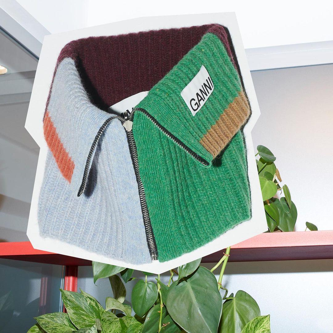 Ganni 小众北欧时髦服饰鞋包热卖