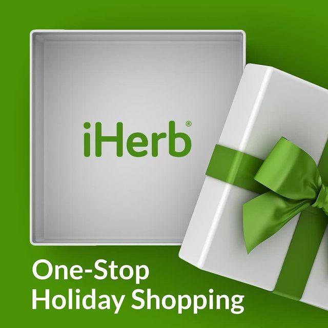 iHerb 官网:免疫健康产品热卖