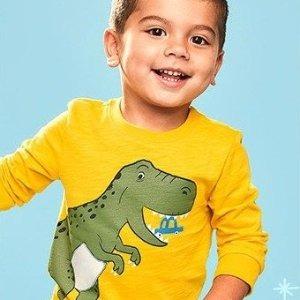Carter's 官网:儿童T恤 买多省多