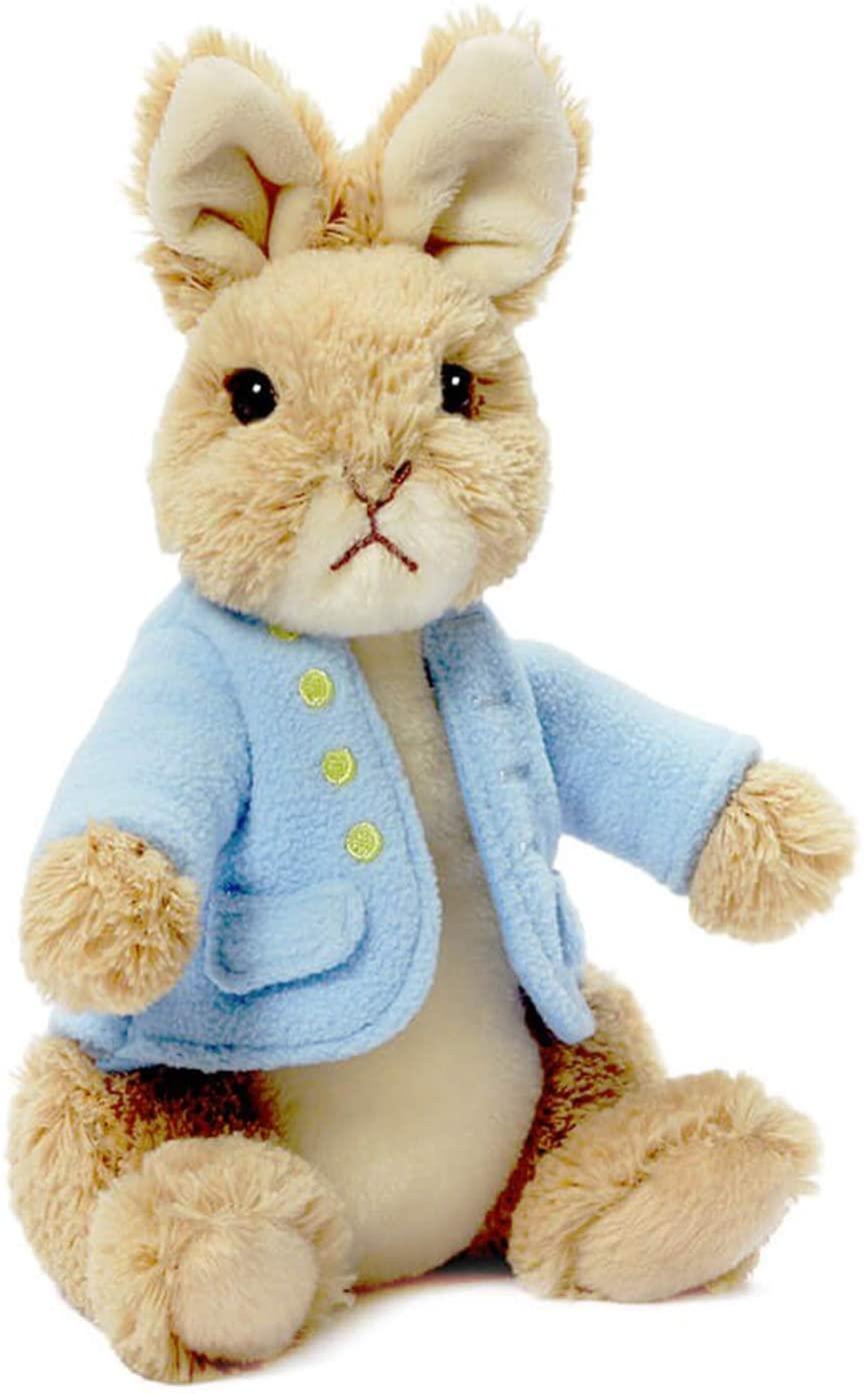 GUND 经典 Beatrix Potter 彼得兔毛绒玩具