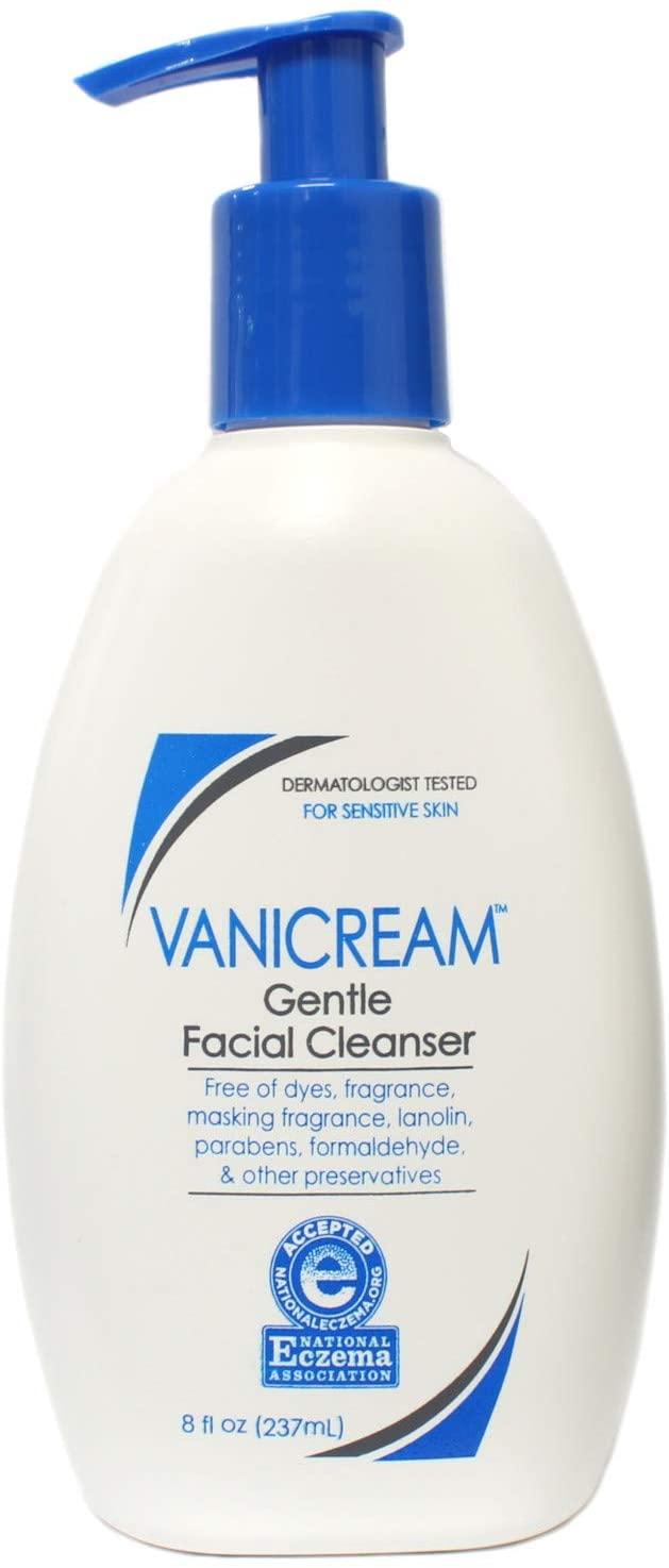好价!Vanicream 薇霓肌本 泵式温和洁面乳