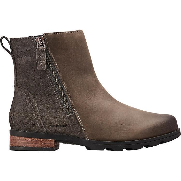 Moosejaw 官网:Sorel 女士 Emelie拉链 短靴