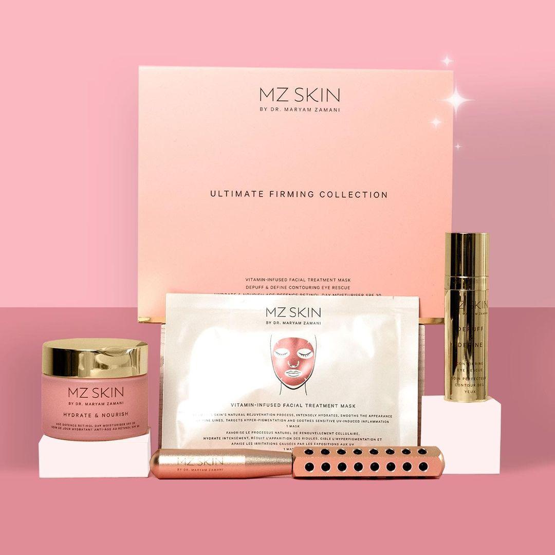 Skinstore: MZ skin 全场护肤 收新套盒、LED 美容面罩