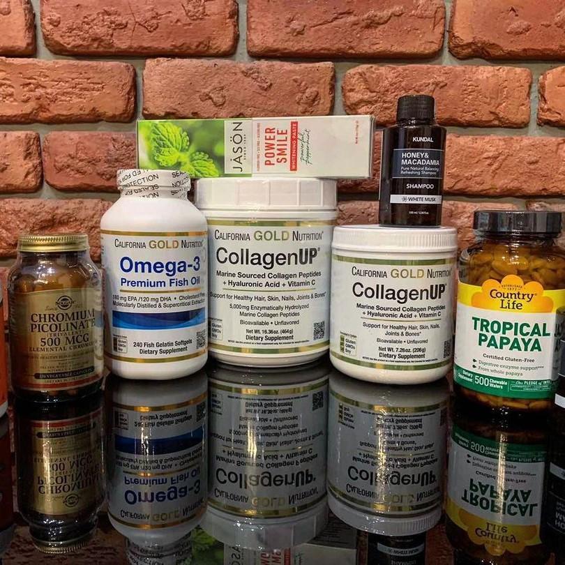 iHerb:California Gold Nutrition、Sambucol 等接骨木果类保健品