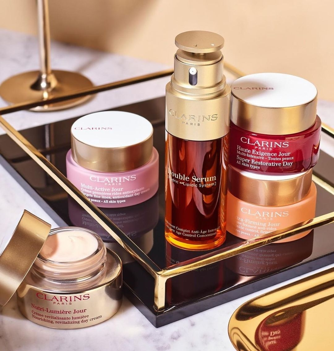 Clarins US: Up to 25% OFF Sitewide