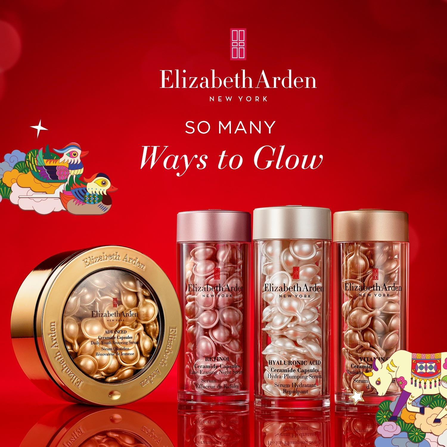 Elizabeth Arden: Up to 35% OFF+Free Gift