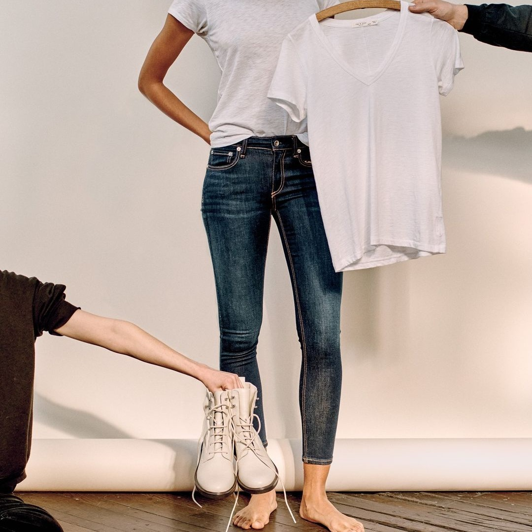 Saks Fifth Avenue:Up to 80% OFF Jeans