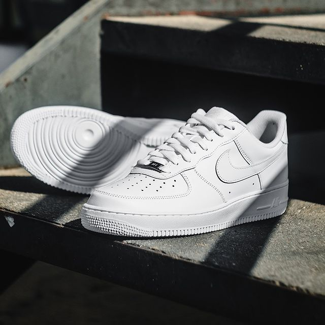 Finish Line: Air Force 1 Sneakers Back in Stock