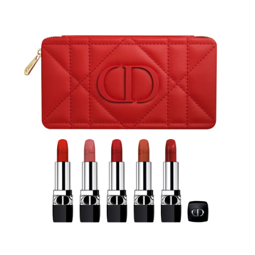 DIOR Rouge Dior Couture Colour Refillable Lipstick Collection