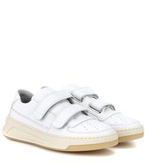 【定价优势】Acne Studios Steffey 魔术贴小白鞋