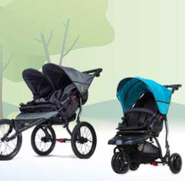 Samuel Johnston:  Joie品牌婴儿车