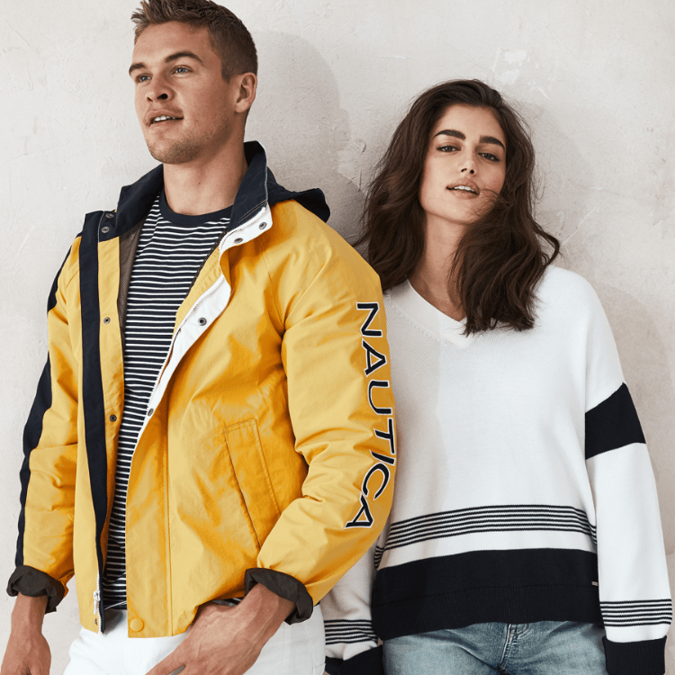 Nautica: 40% OFF+Up to Extra 20% OFF Sale