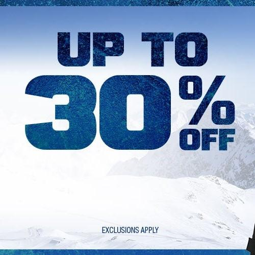 Eastbay: Up to 30% OFF The North Face Sale