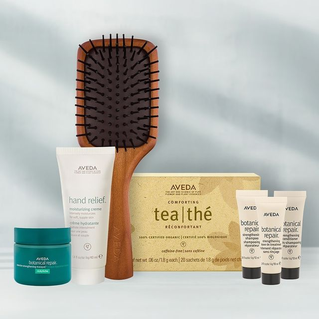 Aveda: Free Gift with Purchase Sitewide