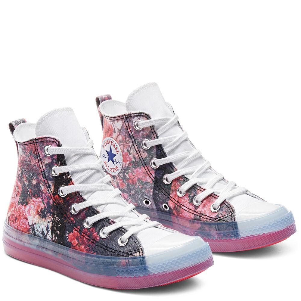 Converse x Shaniqwa Jarvis 联名 Chuck Taylor CX 高帮帆布鞋