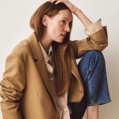 ARKET:春夏系列上新 收简约西装外套