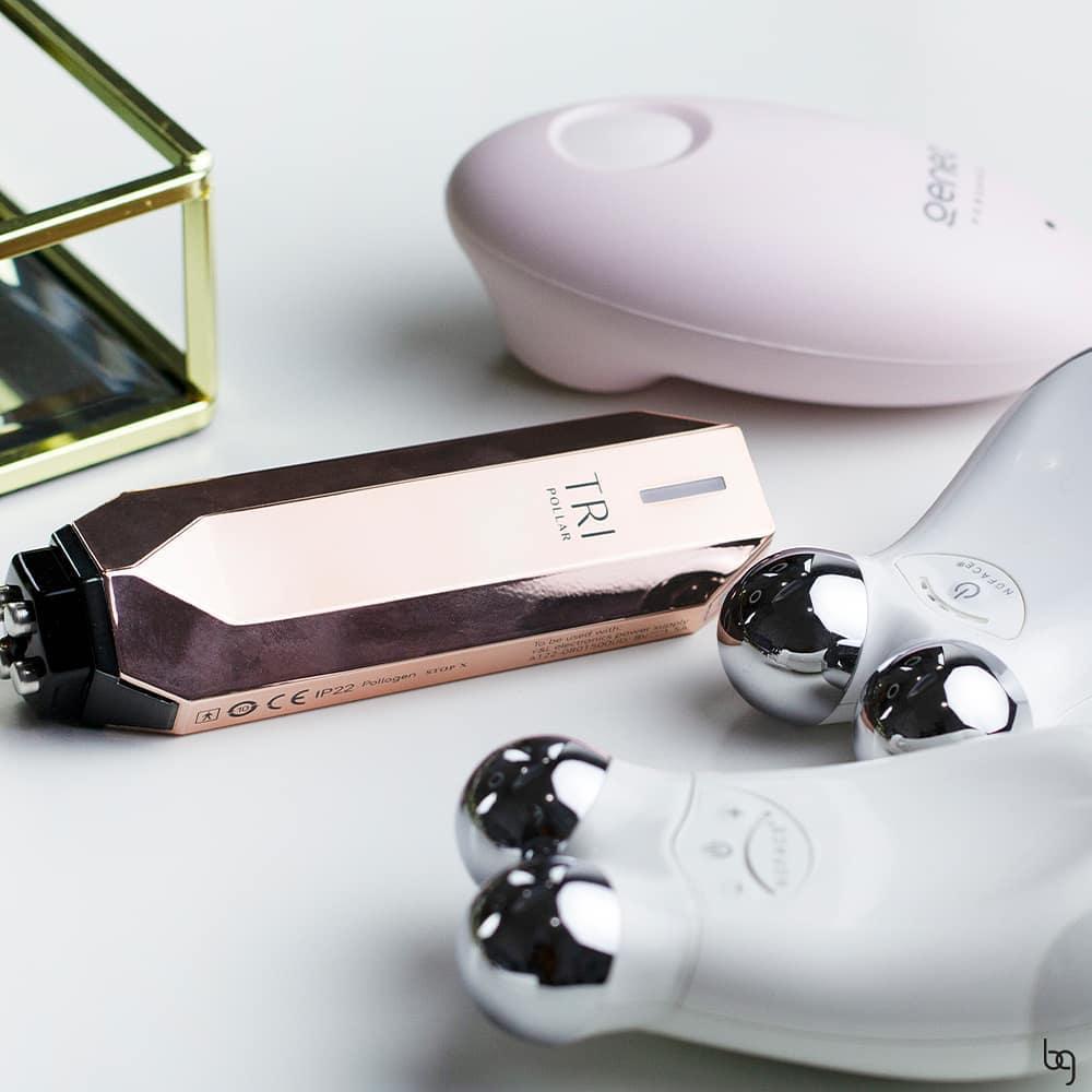 B-glowing:精选 slip 发圈、Tripollar、Sesderma 等品牌