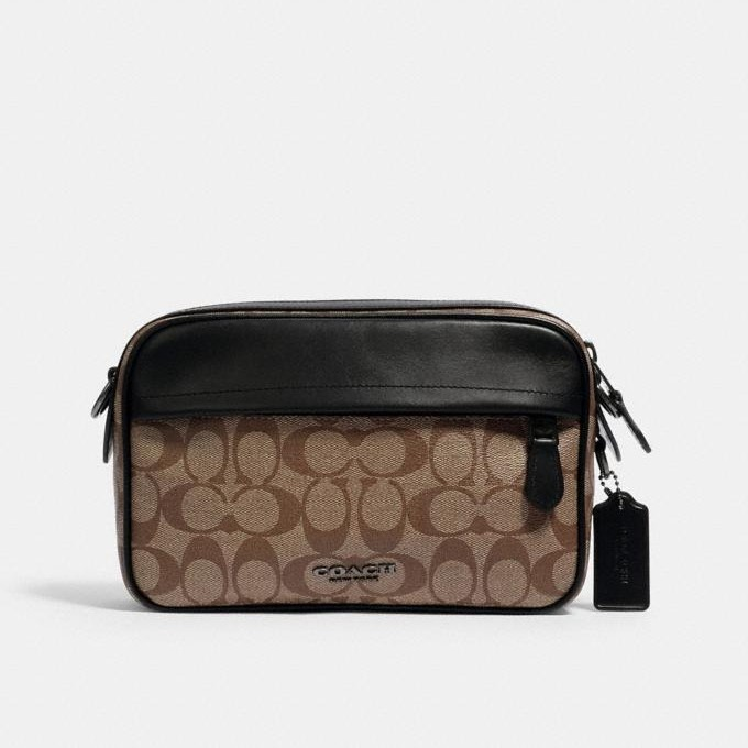 Coach Graham Monogram Bag