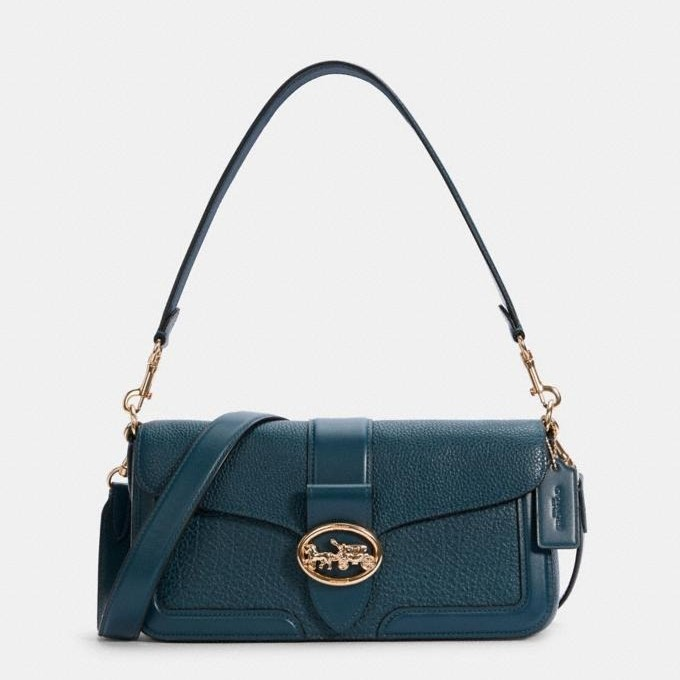 Coach Georgie Shoulder Bag