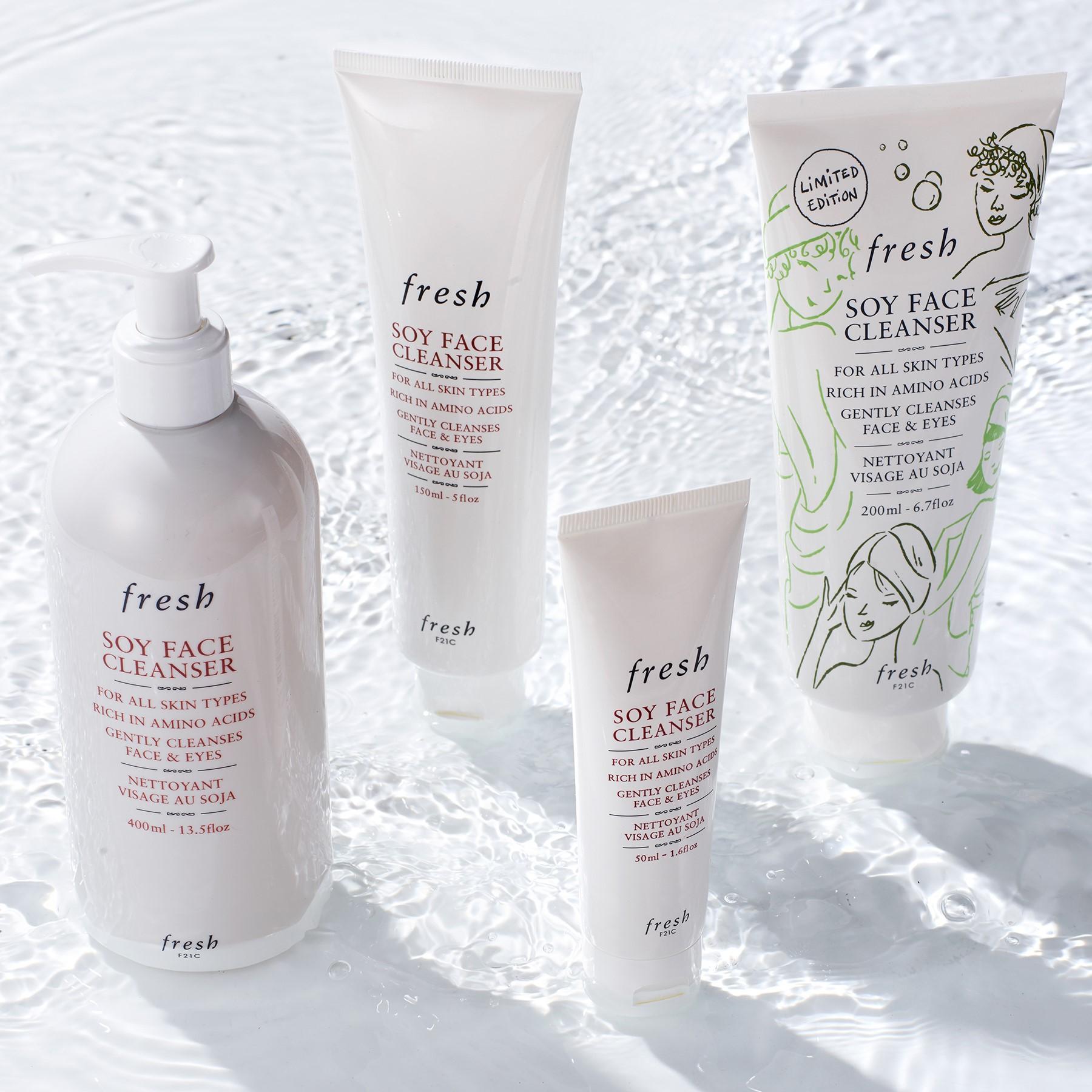 Fresh:李佳琦推荐 天然护肤品牌