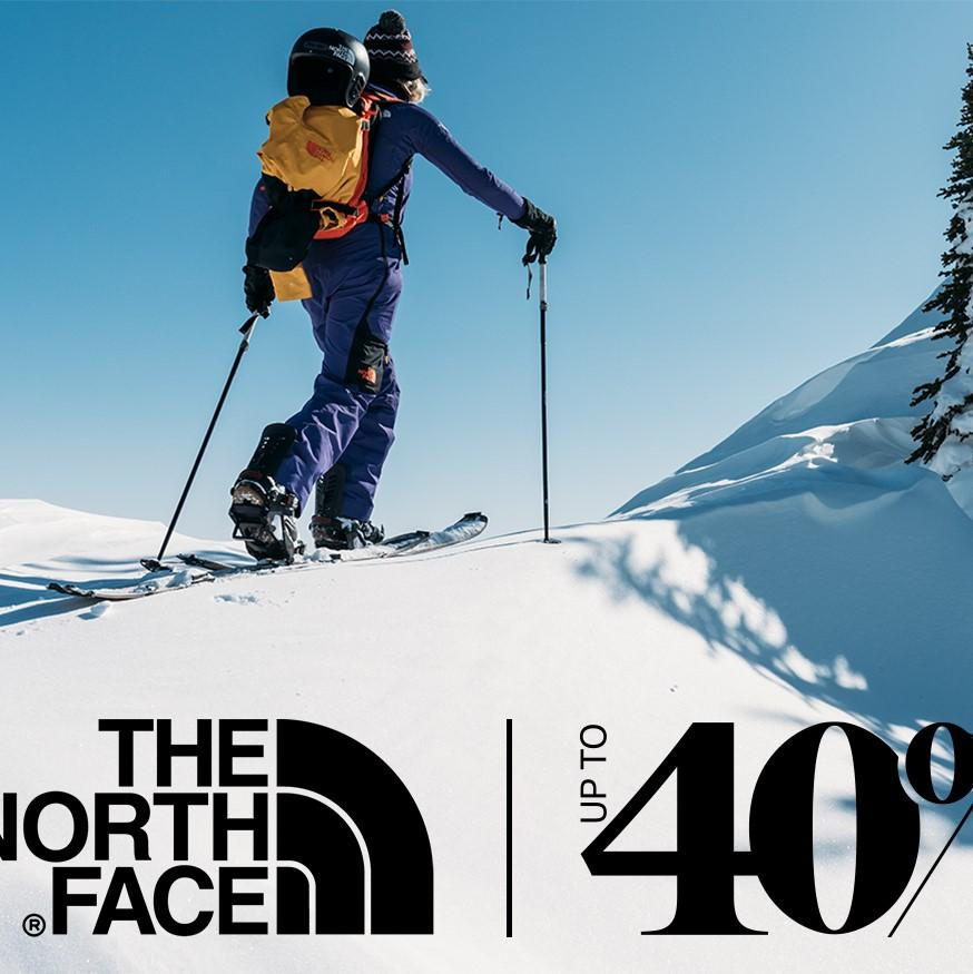 Backcountry官网:The North Face 北面专区