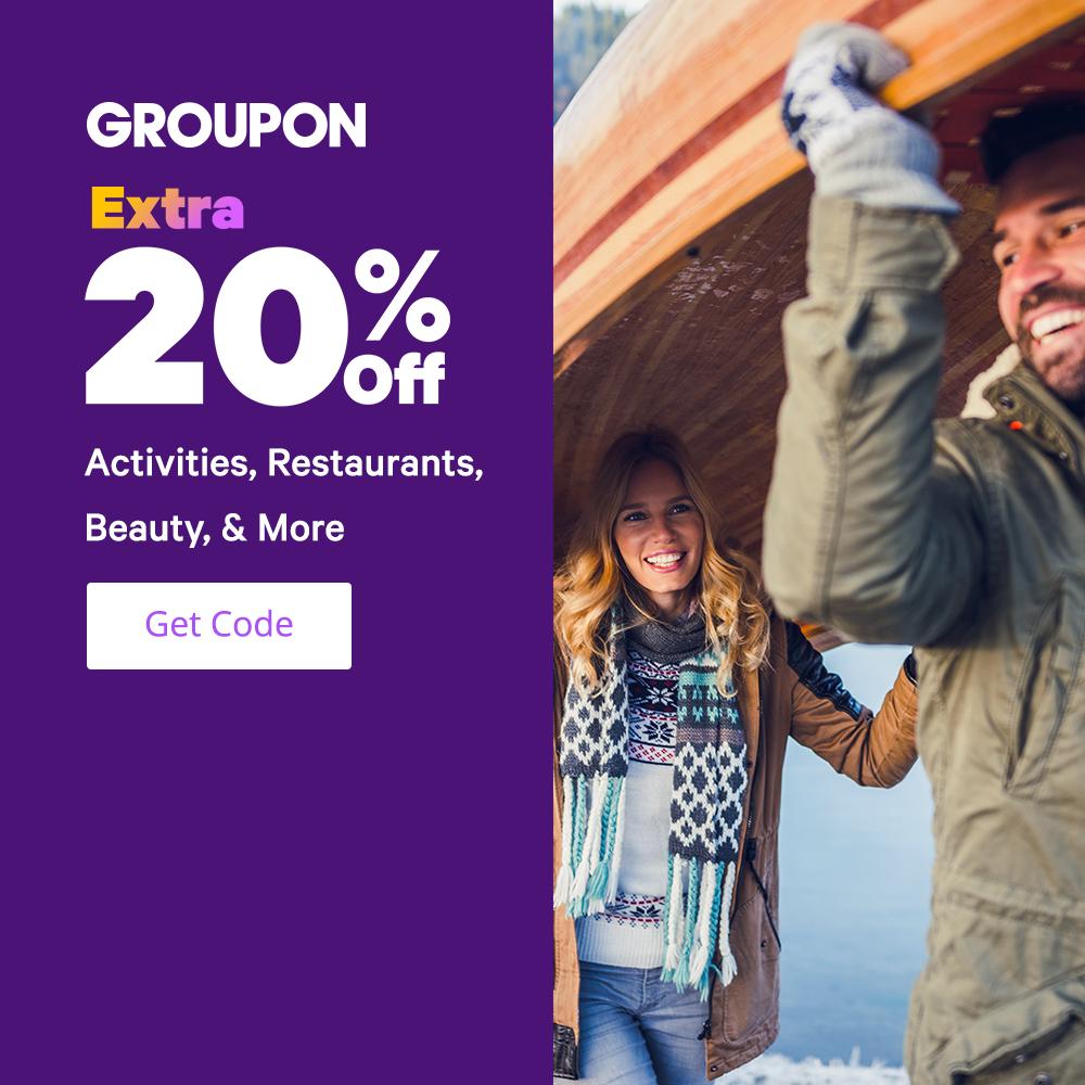 Groupon US:美容,出行活动、餐厅饮食等