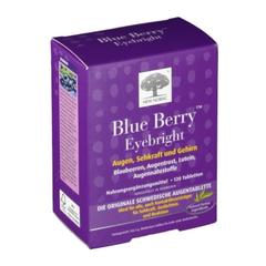 【6.6折】NEW NORDIC 蓝莓护眼营养片 120片