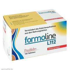 【6.5折】FORMOLINE L112 植物膳食纤体片160 片