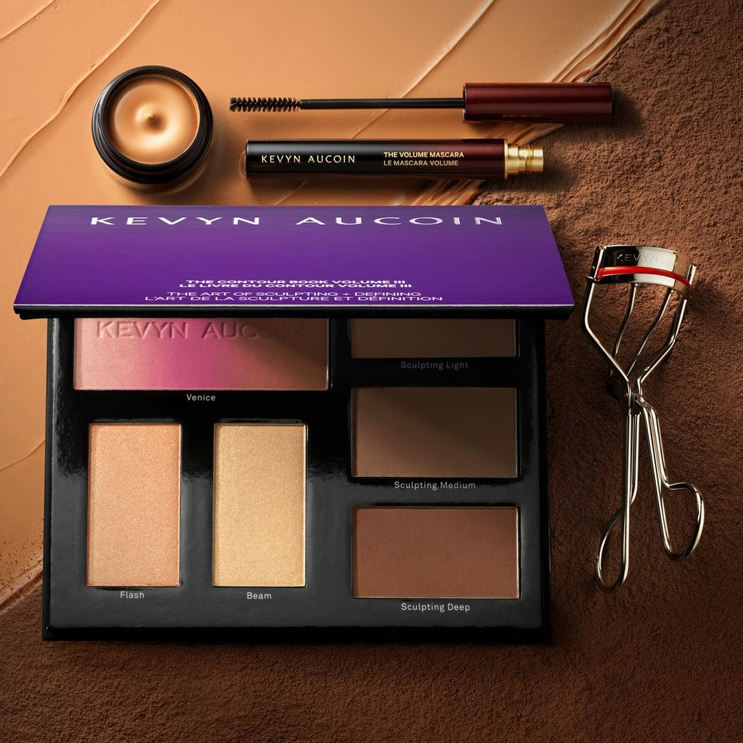 Kevyn Aucoin:$25 OFF $80+ Sitewide