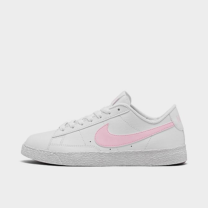 NIKE GIRLS' BIG KIDS' NIKE BLAZER LOW CASUAL SHOES
