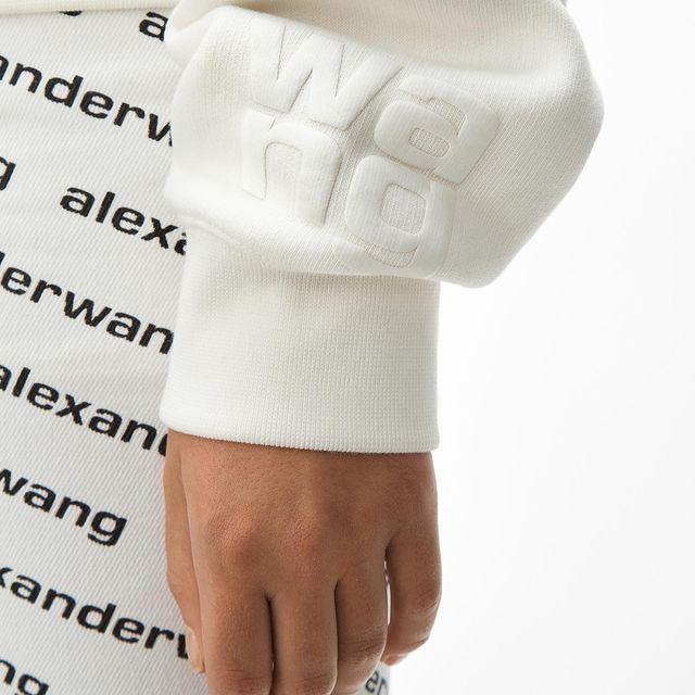 Alexander Wang:卫衣、短袖合集
