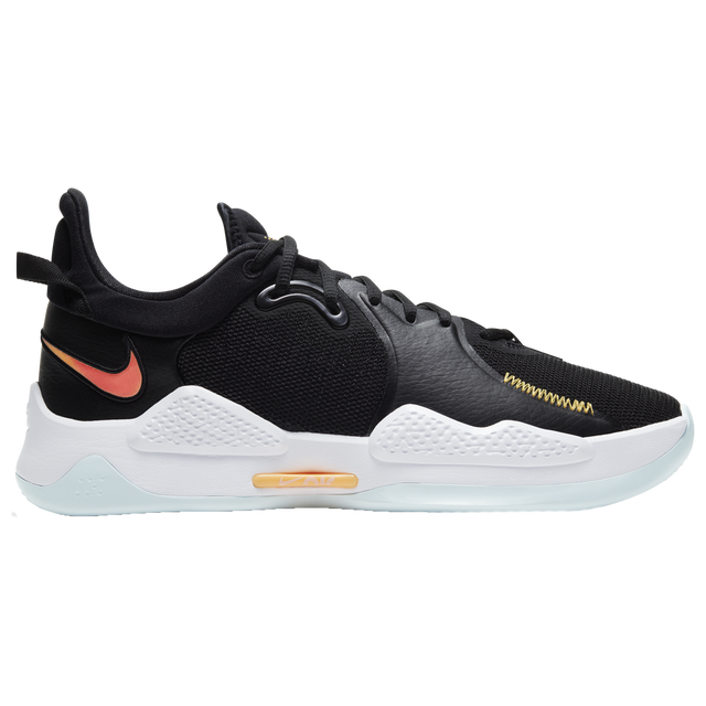 Eastbay官网:Nike PG 5 黑白