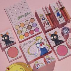 补货!ColourPop X Sailor Moon 水冰月合作款彩妆