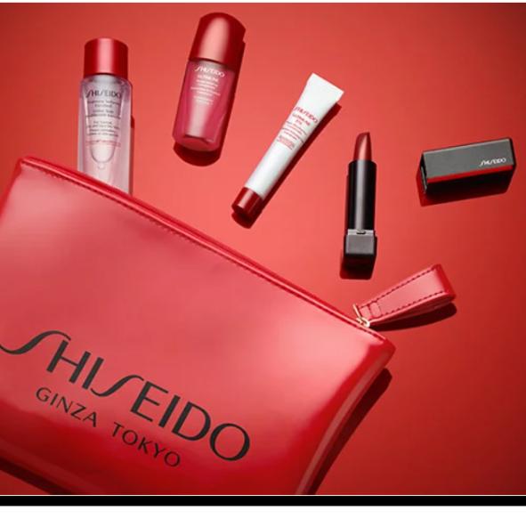 Shiseido 资生堂 红腰子2件套装仅$90