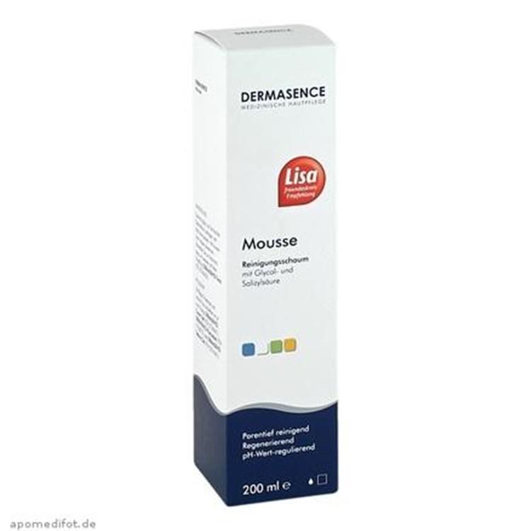 Dermasence 乙醇酸水杨酸深层清洁面部泡沫慕斯  200ml