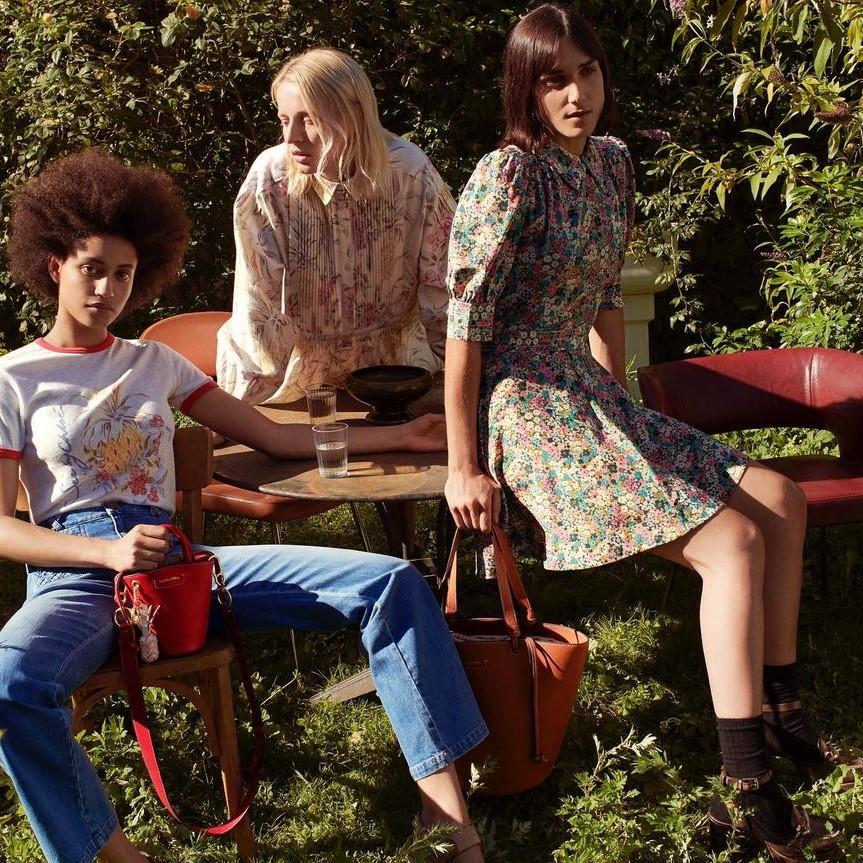 24S:春游、野餐必备美裙 收Prada