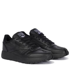 Mytheresa官网:MAISON MARGIELA x Reebok 黑色 分趾皮革运动鞋