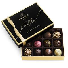 Godiva 歌帝梵美国官网:精选巧克力