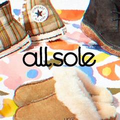 Allsole:潮流时尚鞋靴大促区捡漏