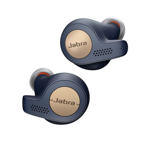 Jabra Elite Active 65t - Copper Blue Certified Refurbished