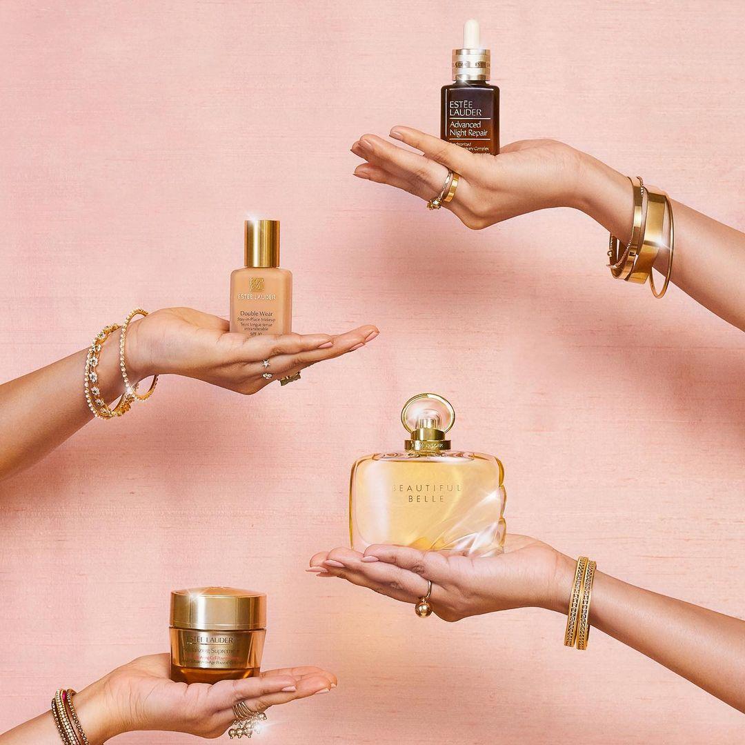 Estee Lauder:15% OFF+Free gift